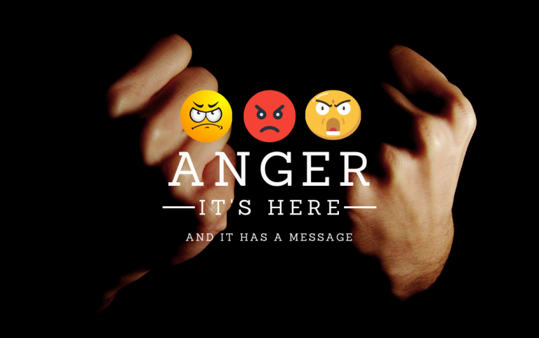 Anger Is Here