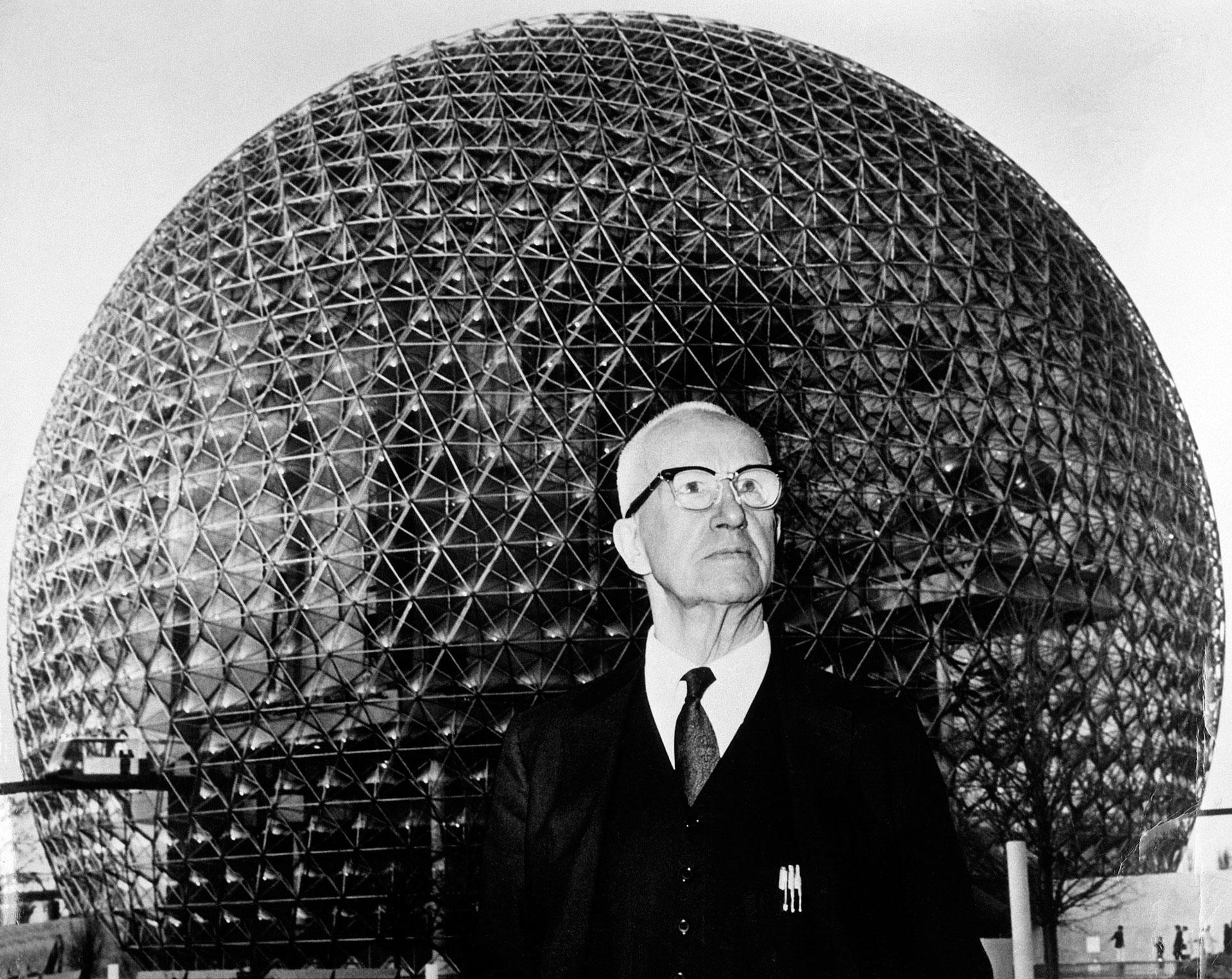 Buckminster 'Bucky' Fuller